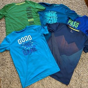 All In Motion Boy Graphic T-Shirt Bundle